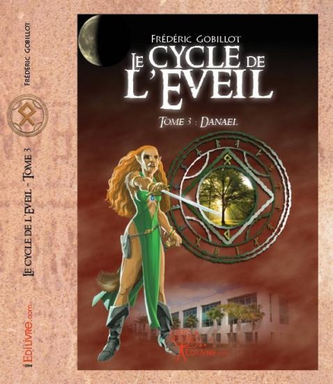 Couvertures du Cycle de l'Eveil