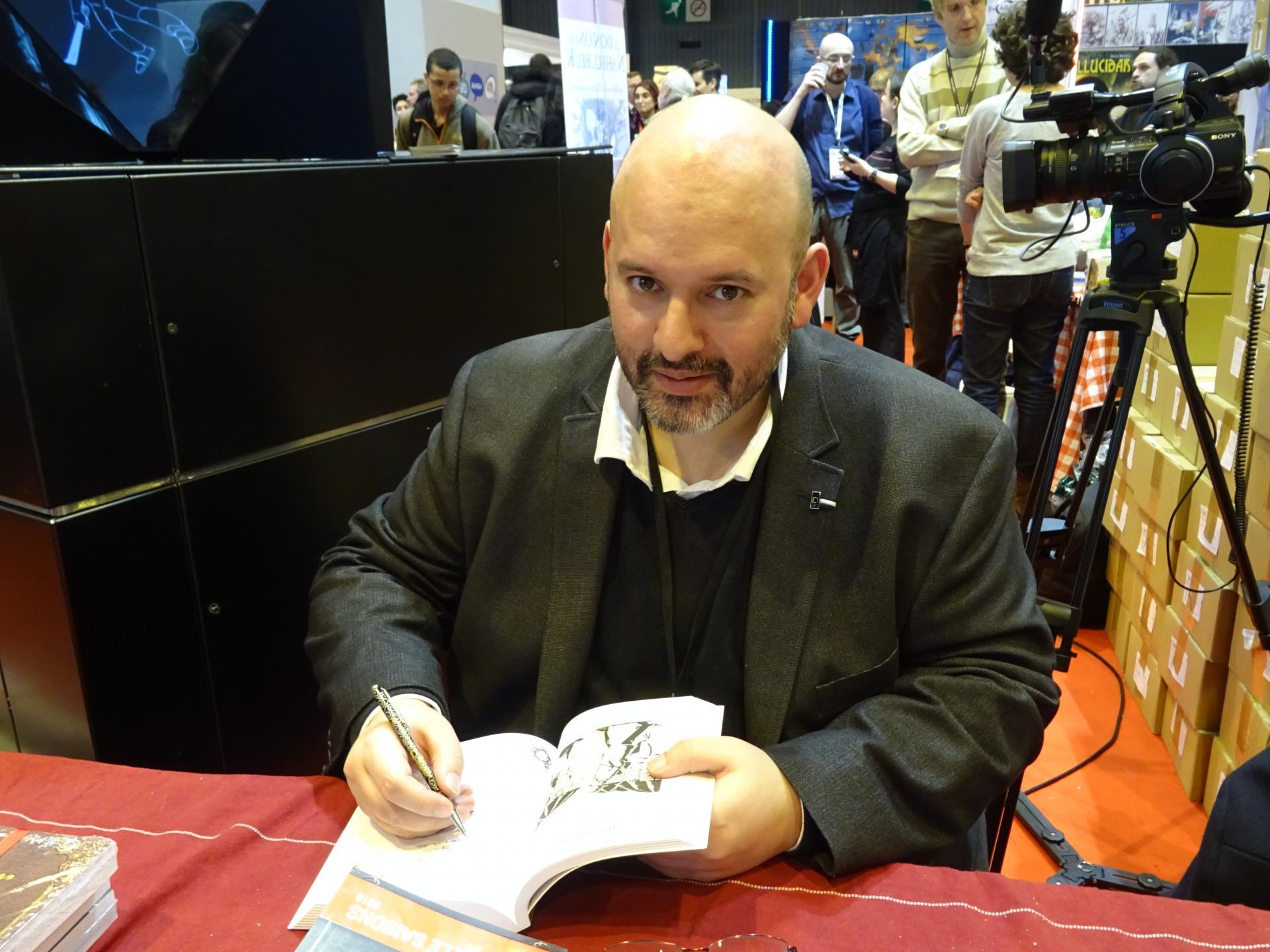 Francis Jr Brenet, auteur