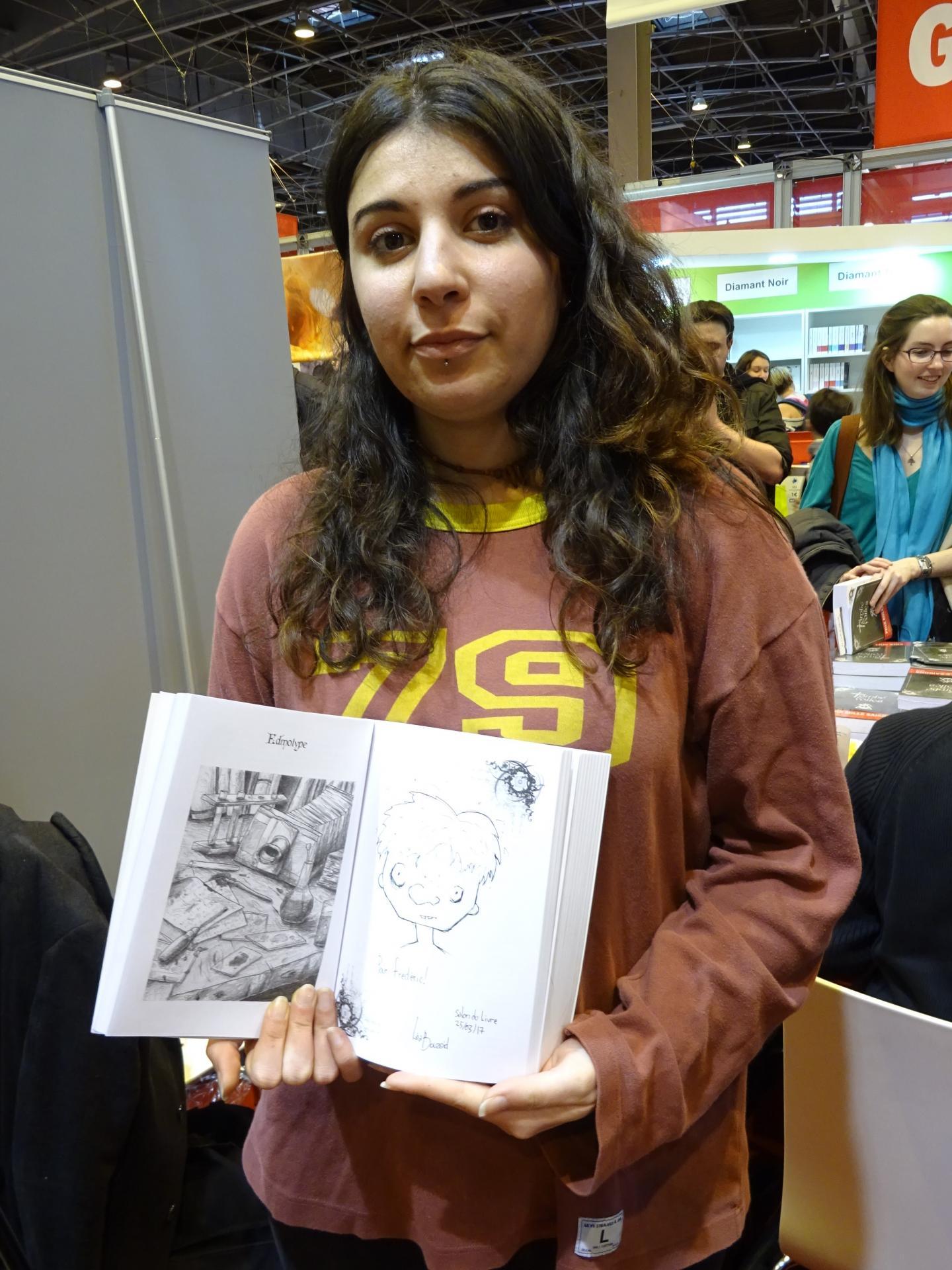 Léa Bouzaid, illustratrice